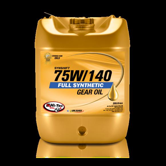 20L-75W140-GL5
