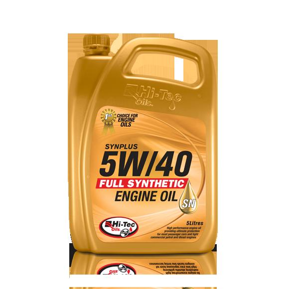 synplus-5w-40